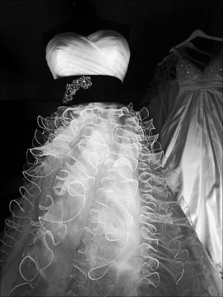 """""""Long White Dress of Love"""""""