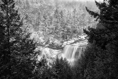 Black Water Falls West Virginia