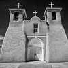 San Francisco de Asis Church, Ranchos de Taos, Taos, New Mexico