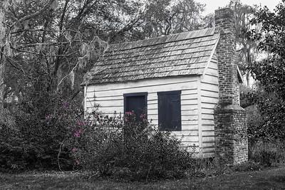 Slave Cabin, Magnolia Gardens