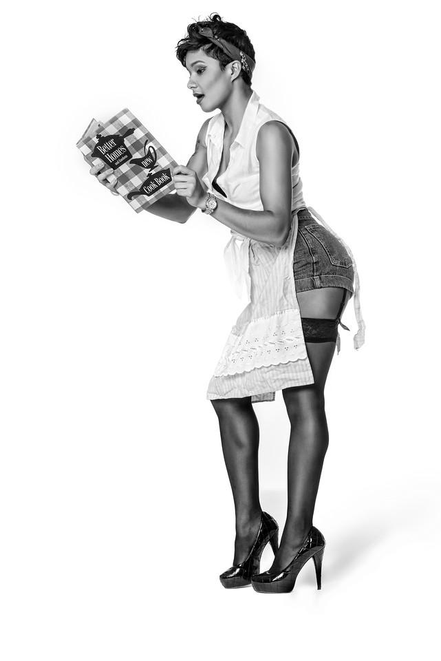 Model: Arie Rivers, MUA and Hair Syling: Anastasiia Starinska