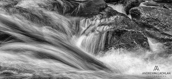 Oxtongue River, Muskoka, Ontario