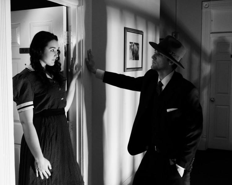 Film Noir Photography