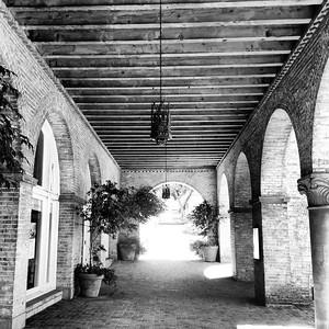 Malaga Cove walkway