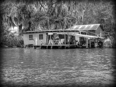 Belle River Camp Louisiana