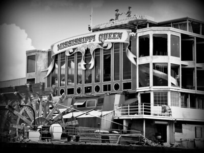 Mississippi Queen on the Belle River Louisiana