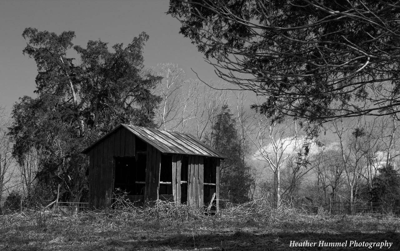 Good 'ol Fashioned Rustic Barn
