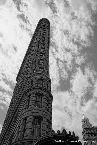 The Flatiron Building 5th and Broadway, New York City