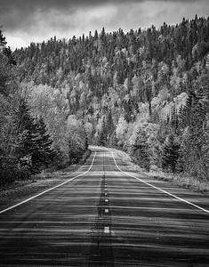 The Road to Mt. Josephine