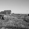 Forgotten farm house, truck, and windmill