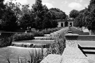 Meridian Hill (Malcolm X) Park. Washington, D.C. Photo by Christine Ruffo All rights reserved