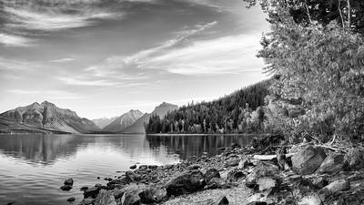 Lake McDonald, West Glacier, MT