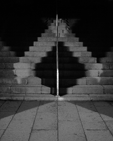 Stairs, Ryukoji  龍口寺