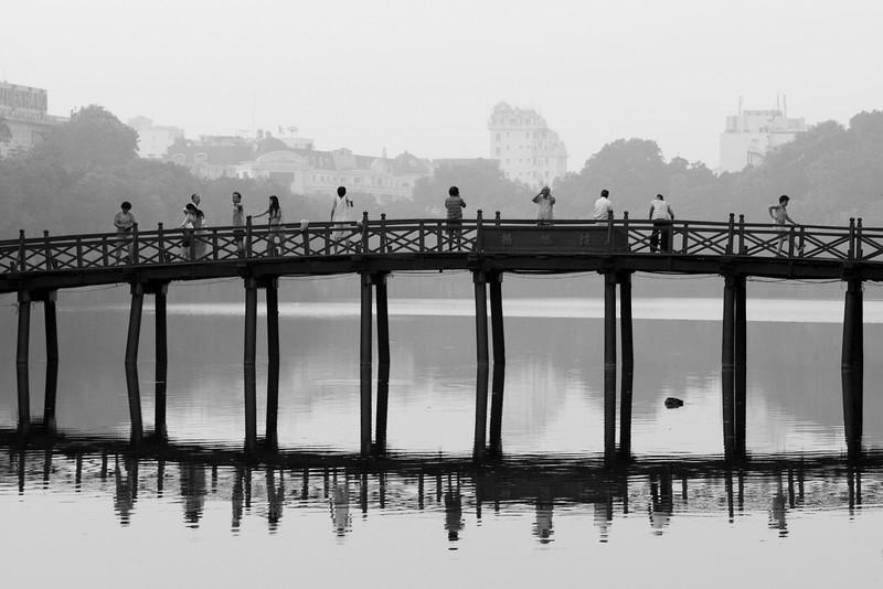 The Rising Sun Bridge