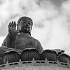 Tian Tan Buddha (Big Buddha) in Hong Kong