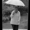 A l'abri du Parapluie, devant la maison - F100, 50mm et Tmax100