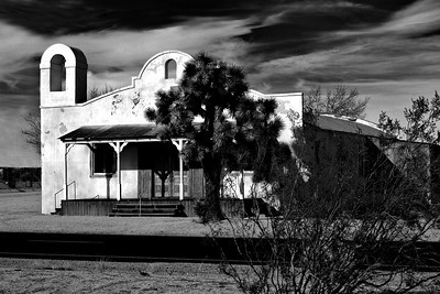 "El Paso Church  from the movie ""Kill Bill"""
