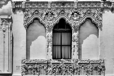 Old Hollywood Window