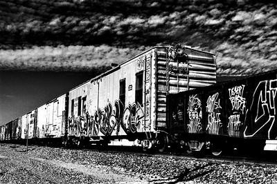 Rosamond Train
