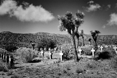 Valyermo Monks Graveyard