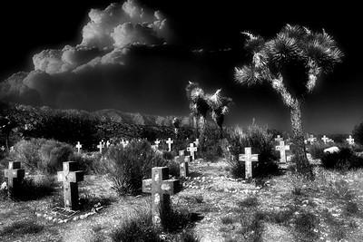 Valyermo Graveyard