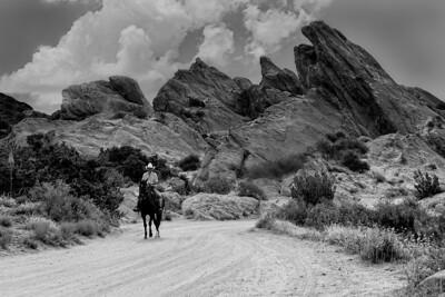 Vasquez Rocks Trail