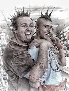 2 Wild & Crazy Guys