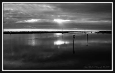 Salt Run - St. Augustine Beach, FL.