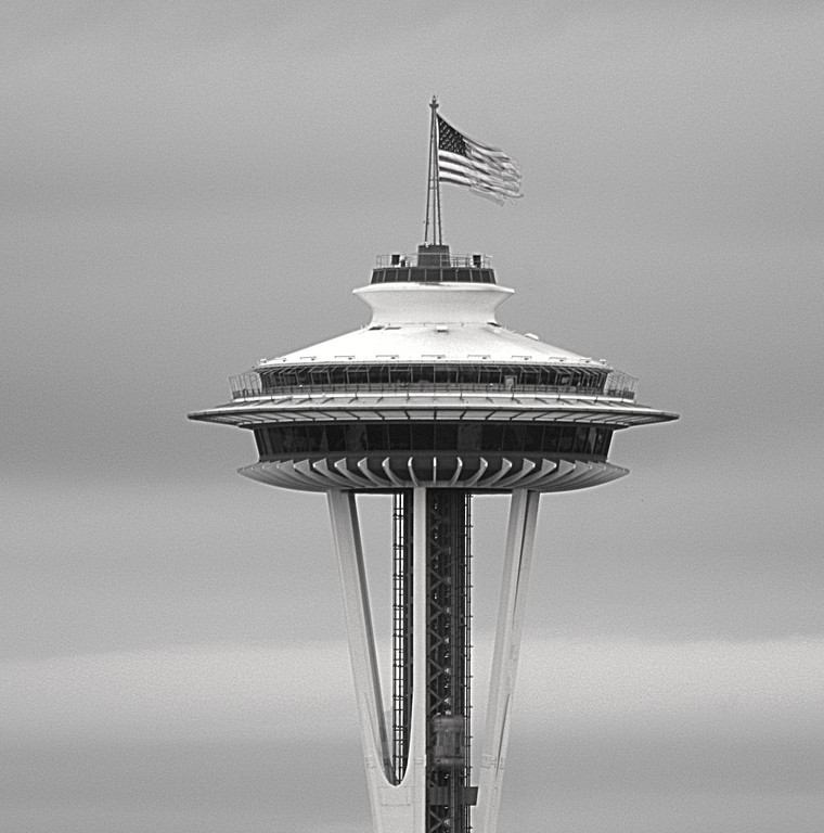 Space Needle, Seattle Washington