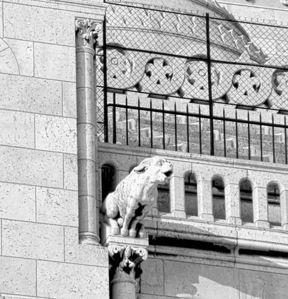 Gargoyles of France