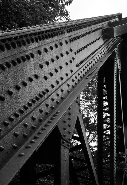 Bridge in Collinsville, CT