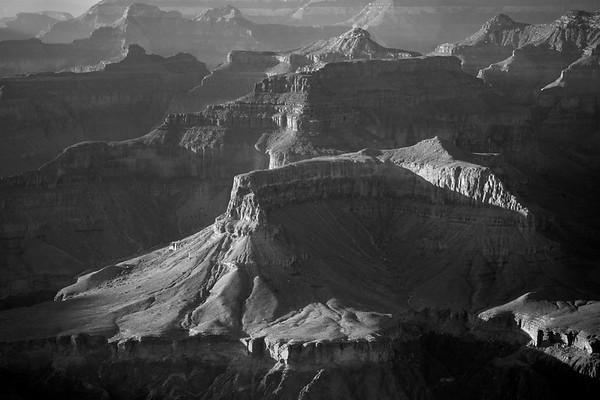 Late Afternoon, Grand Canyon National Park, AZ