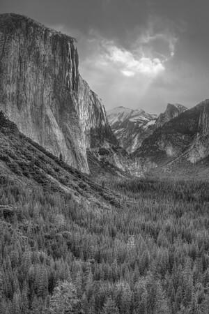 El Capitan of Yosemite Valley