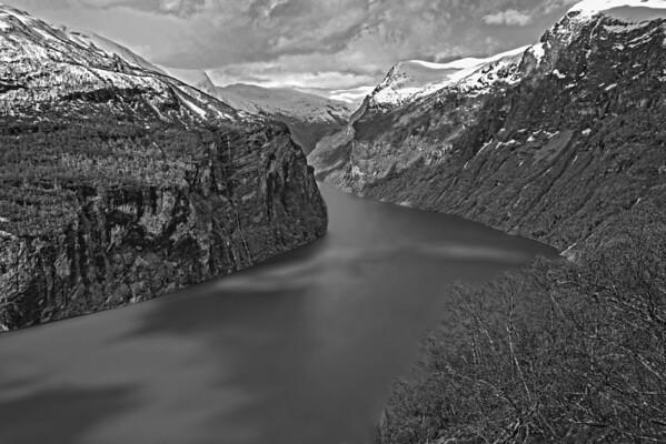 Norwegian fjords, #0363