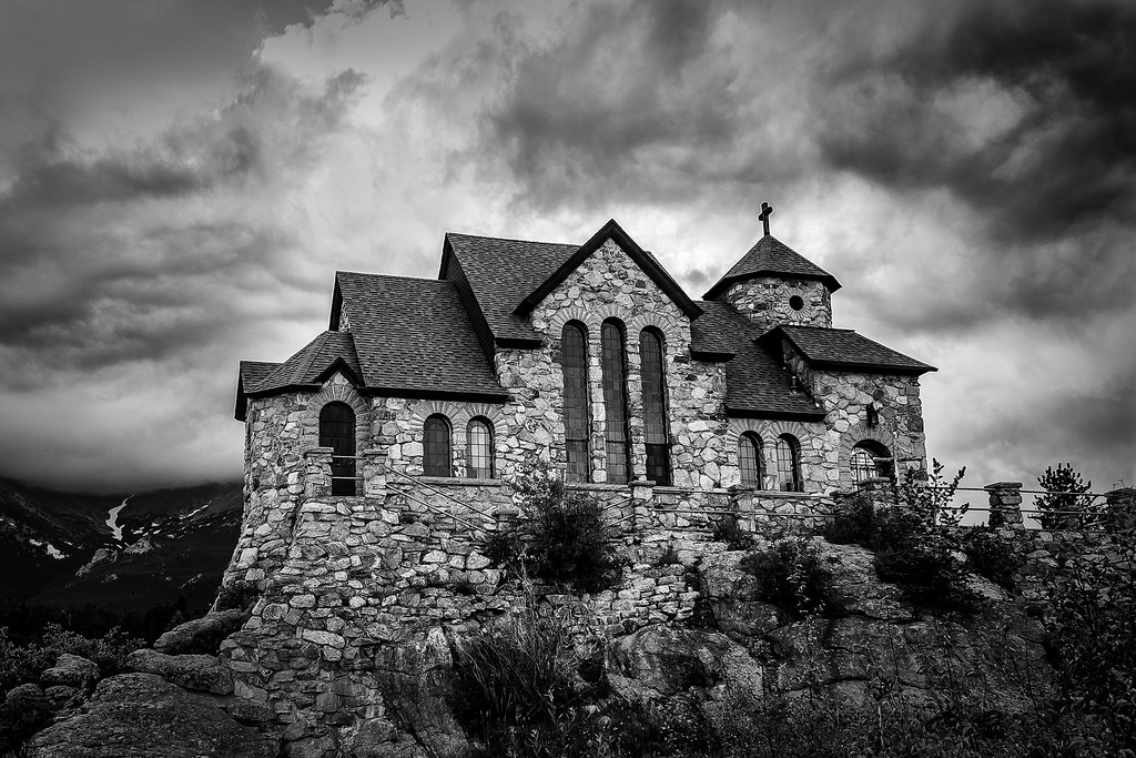 Saint Malo Church, Estes Park Colorado