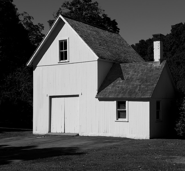Barn in Chester, Connecticut