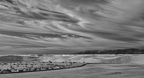 White Sands, New Mexico #0330