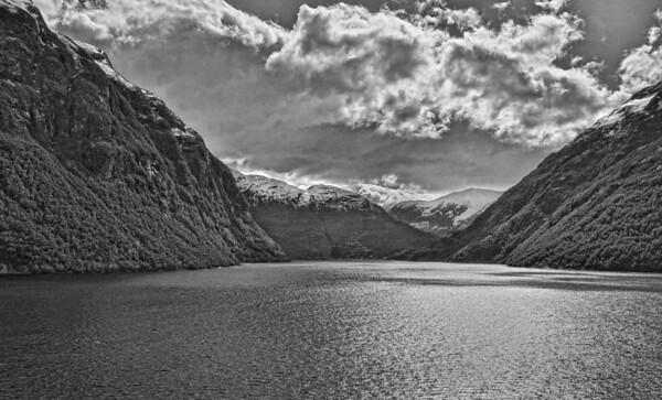 Norwegian fjords, #0367