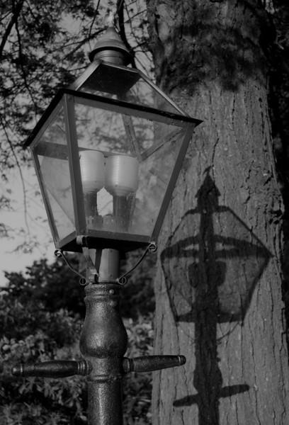 Lamp's Shadow