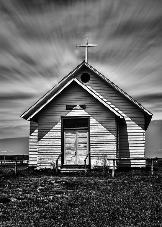 Little Church in S. Dakota