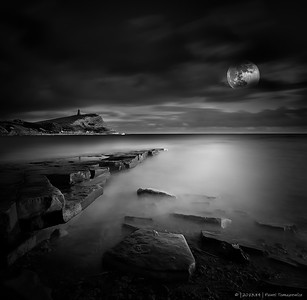 84.2013 - B&W - Kimmeridge Bay ...