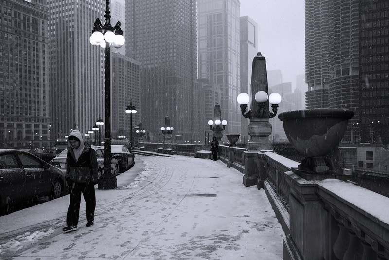 From A Chicago Winter (I)