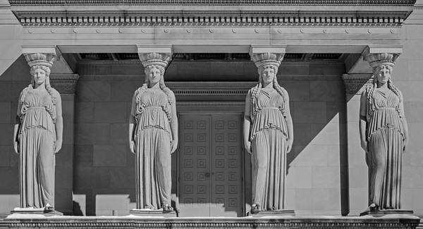 The Chicago Caryatids