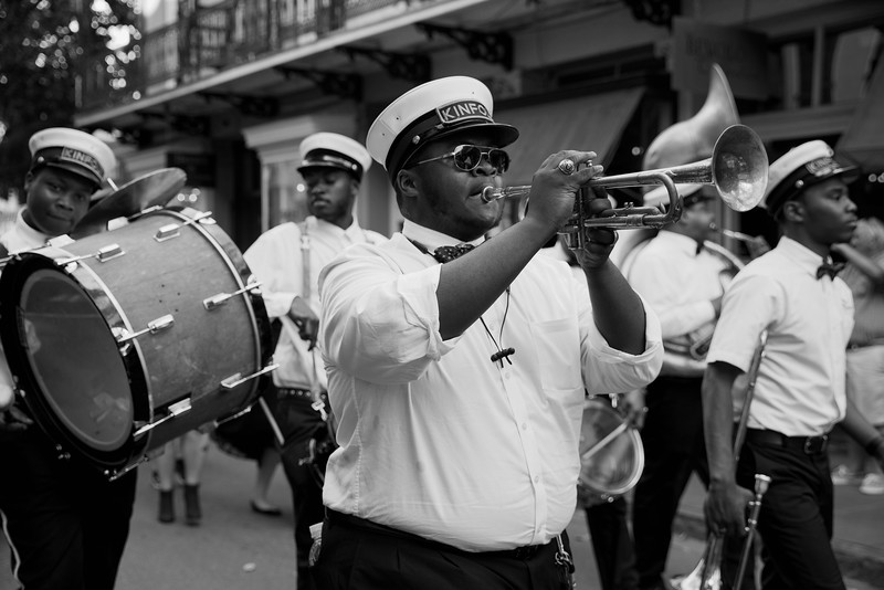 A Wedding New Orleans Style