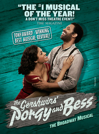 "The Gershwin's ""Porgy and Bess"" / National Tour 2014"