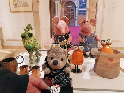 Clangers, Bagpuss and Co.