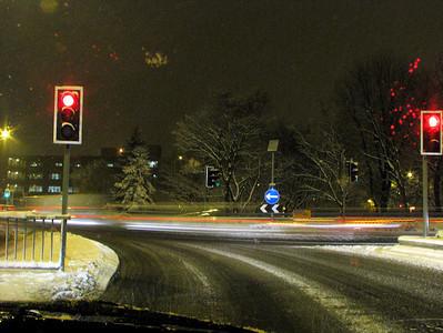 Winter roads 20.12.10