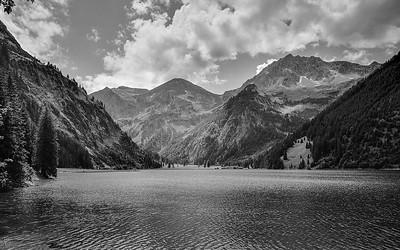 Vilsalpsee Austria