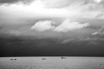 Black & white Moment