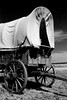 Covered wagon in Upton, WY
